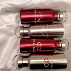 DP 17oz Stainless Steel Canteen Water Bottles